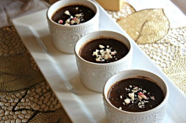 peppermint pattie pots de creme