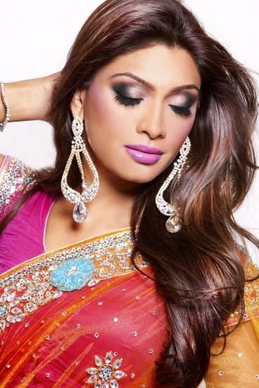 perfect diwali makeup
