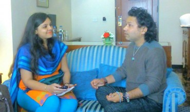 Kailash Kher in Interview