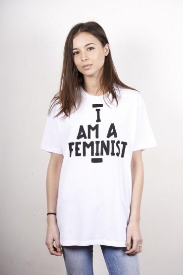 being feminist
