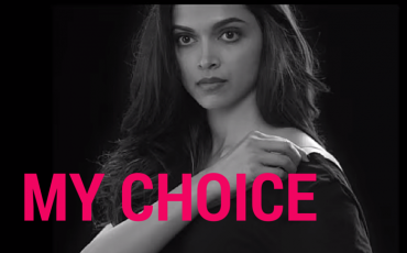 deepika padukone my choice