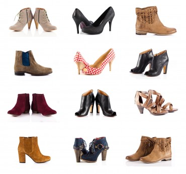 types of footwear