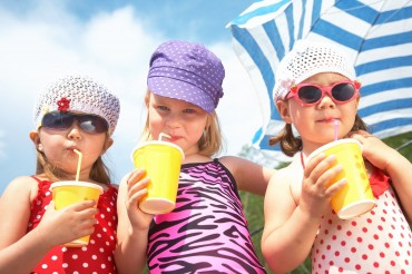 summer soothing sip