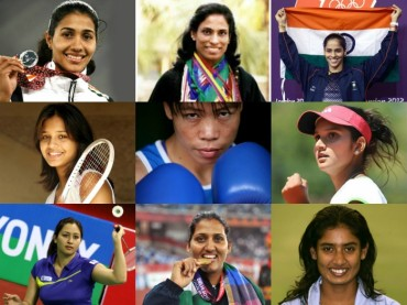 Indian Sports Women - 3