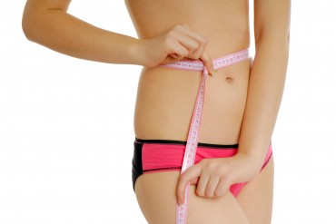 measuring waist