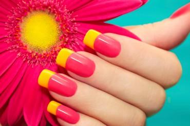 Nail polish tips cover