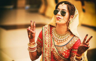 Bride With The Swag - Bhakti Patel Article