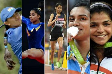 Indian Women At Rio- Women Planet