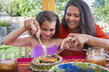 Eating habits for children
