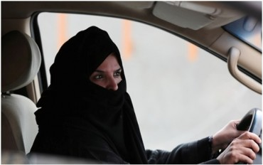 Saudi Women Driving Car