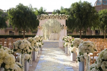 Weddings at Montage Beverly Hills