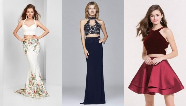 What's In Vogue - The Latest Styles of Trending Two-Piece Designer Dresses