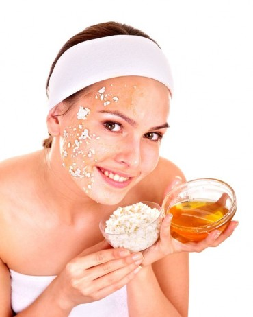 Refresh Your Skin With The Rice Exfoliating Face Mask