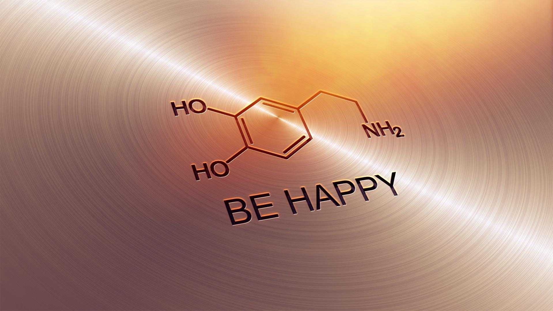Afbeeldingsresultaat voor dopamine happy