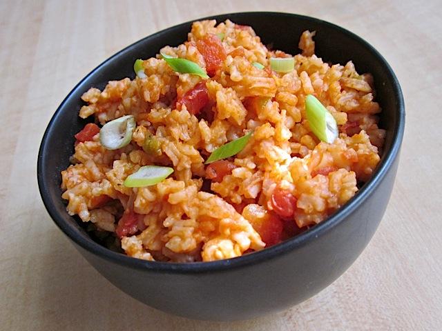 Rice Spanish Dishes Spanish Rice