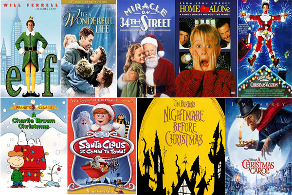 Must See Christmas Movies For Your Kids