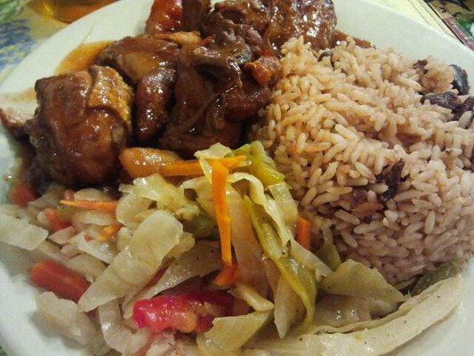 Rice with stewed meat: recipes