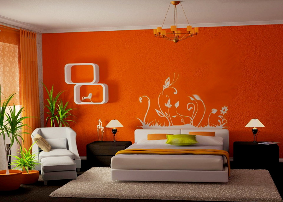 orange-bedroom