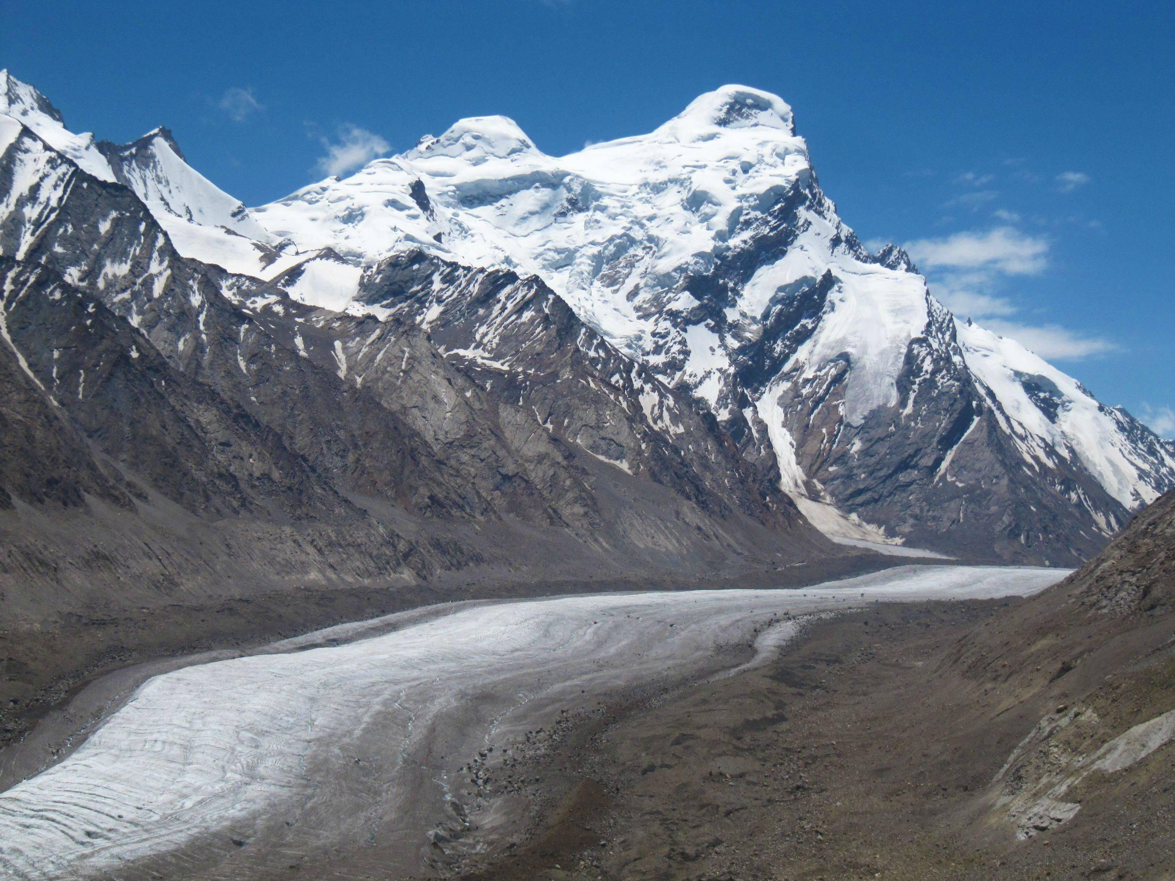 Drang-Dung-Glacier
