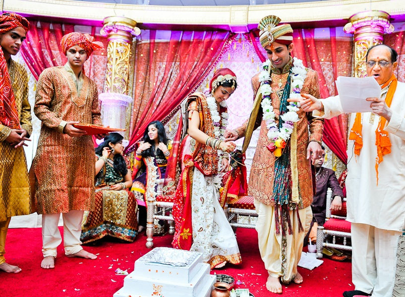 Bonded For Life The 7 Vows Of Indian Weddings