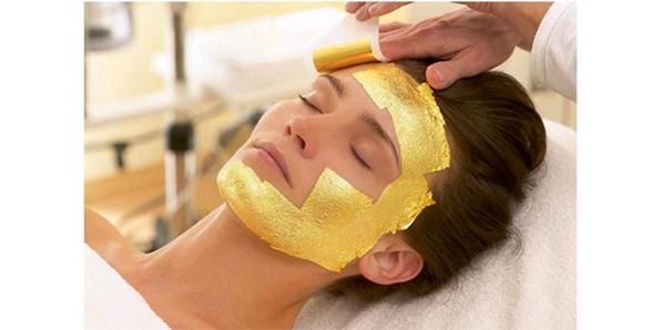 Gold-Massage