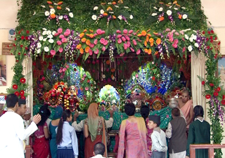 Decoration_of_Janmashtami