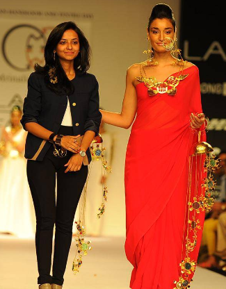mrinalini fashion show