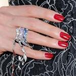 red nail