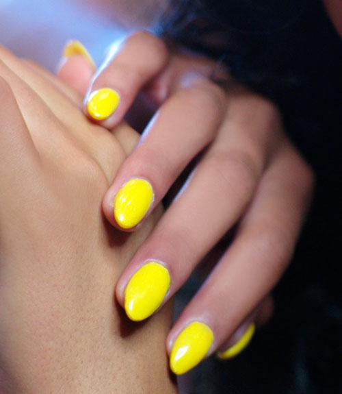 What Does Your Nail Polish Reveal About You