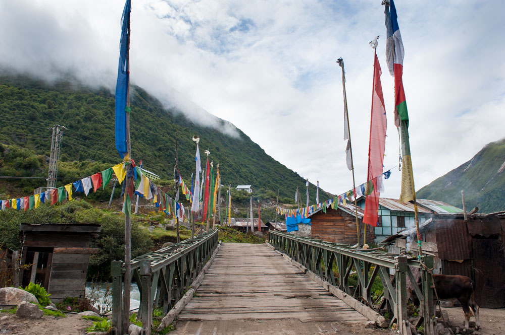 Bridge to Sikkim