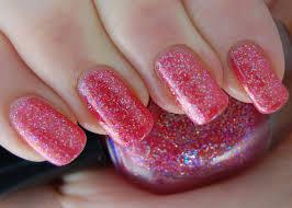 Diwali makeup nails