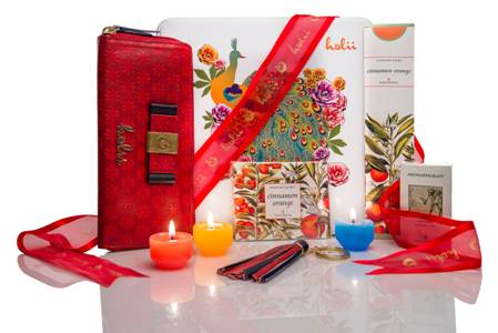 diwali hamper by Holii