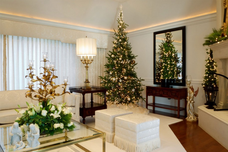 christmas special dcor ideas for your home - Christmas Home Decor Ideas