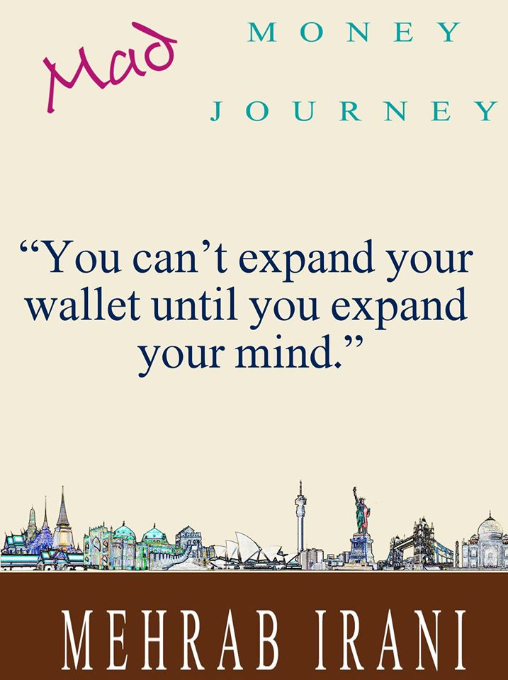 Mad money journey quote