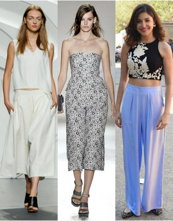 Culottes or Broad trousers
