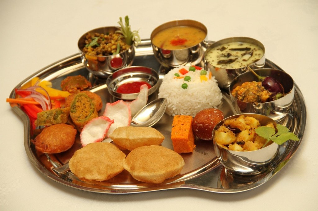 complete thali