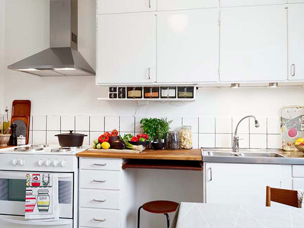 10 essential kitchen vastu tips - Kitchen designs for small apartments ...