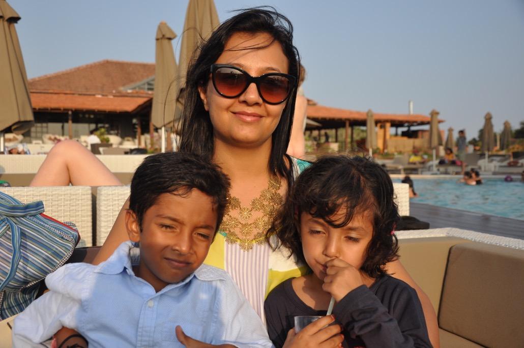 Ms Monika Sood , Co Founder Youshine
