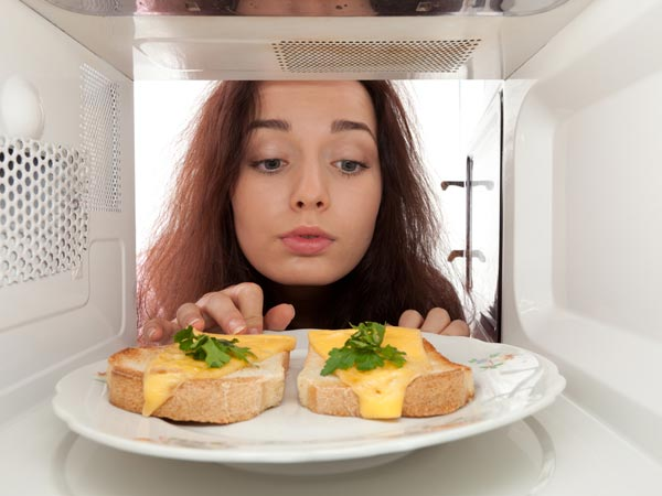 microwave health