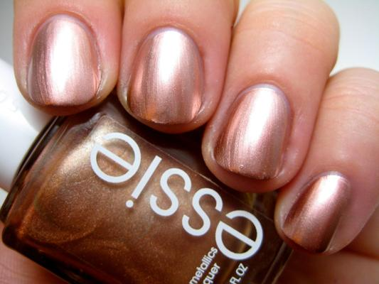 mirror nail polish essie