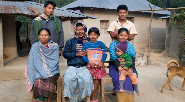 orola dalbot with her family