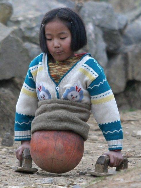 Qian BAsketball Girl - 1