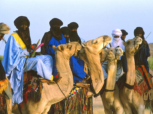 Tuareg The Mysterious Tribe Where Men Wear Veils And