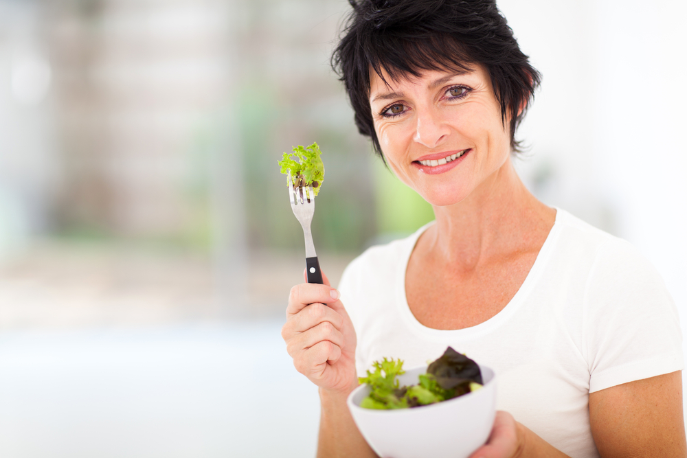 menopause with food