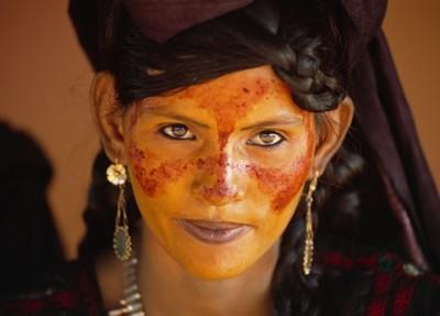 tuareg women
