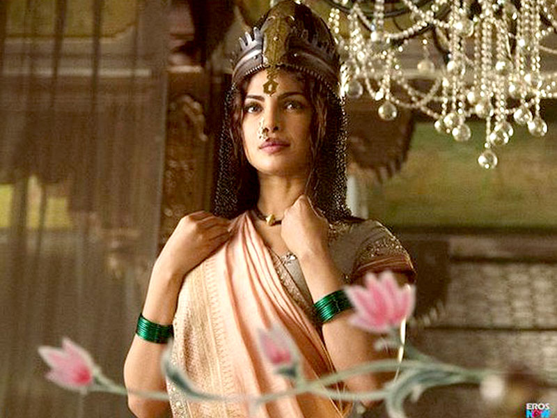 PC as Kashibai