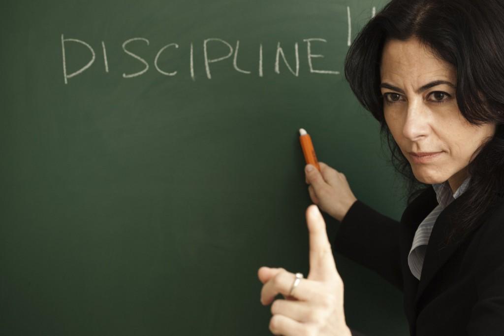 Discipline Secret