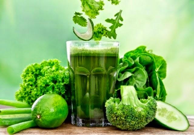 Green Liver Detox Smoothie