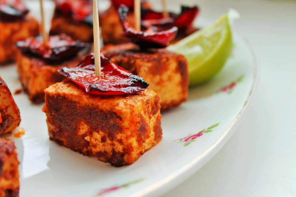 nutritious Tandoori Tofu