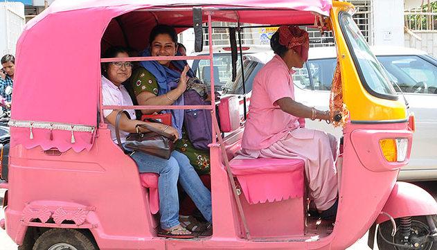Pink Auto - 2